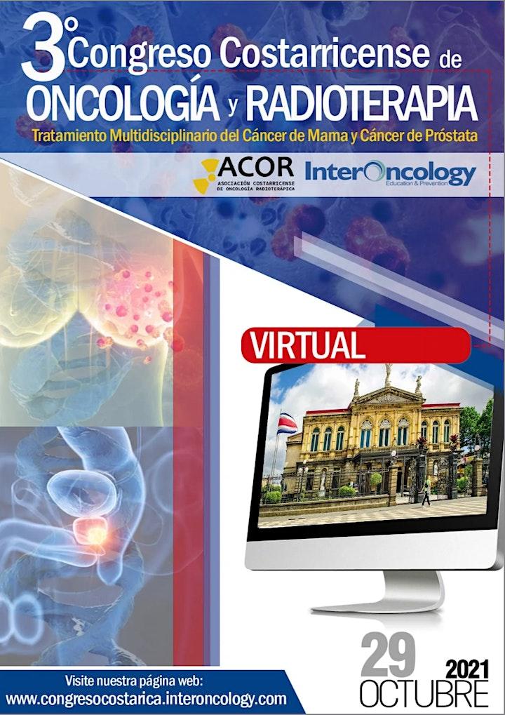 Imagen de 3º Congreso Costarricense Virtual en Oncología y Radioterapia ACOR-IO