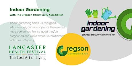Indoor Gardening  - Lancaster Health Festival tickets