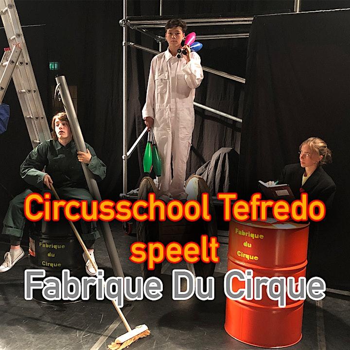 Afbeelding van Fabrique Du Cirque