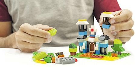 LEGO Club @ South Perth Library tickets