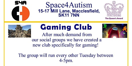 Copy of Copy of Gaming Club A tickets