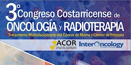 3º Congreso Costarricense Virtual en Oncología y Radioterapia ACOR-IO entradas