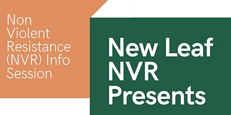 Parenting Children with Challenging Behaviour Using NVR tickets