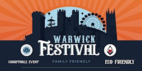 Warwickshire Festival - Family Friendly tickets
