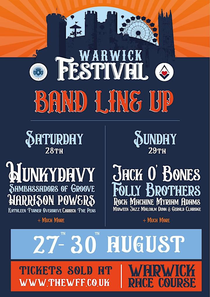 Warwickshire Festival - Family Friendly image
