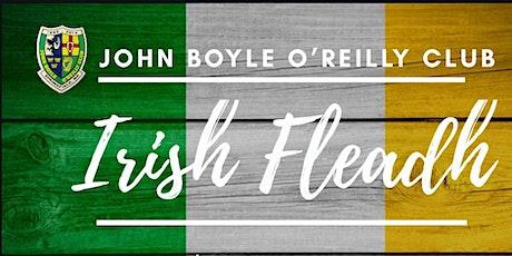2021 Irish Music Fleadh - John Boyle O'Reilly Club tickets