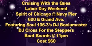 RGGQues Boat Ride Weekend 2015