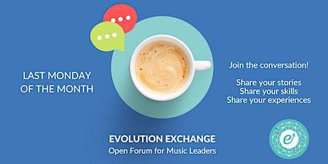 Evolution Exchange - September 2021 tickets