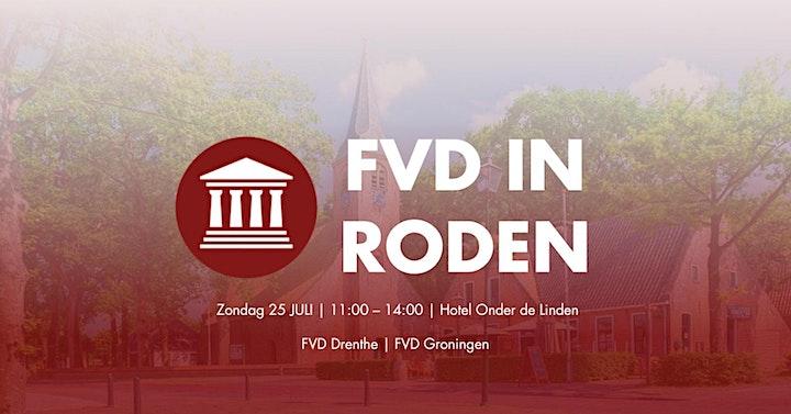 Afbeelding van Provinciale bijeenkomst FVD Drenthe en Groningen