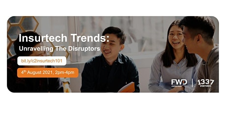 Insurtech Trends: Unravelling the Disruptors tickets