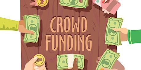 Future Ealing Fund crowdfunding Workshop tickets