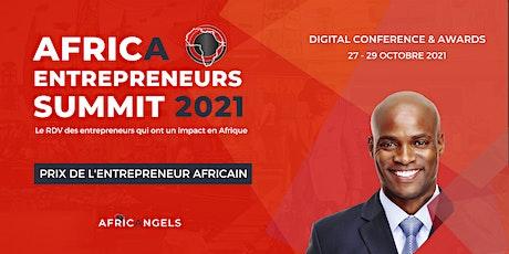 Africa Entrepreneurs Summit 2021 billets