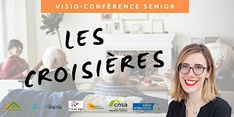 Visio-conférence senior GRATUITE - Les croisières billets