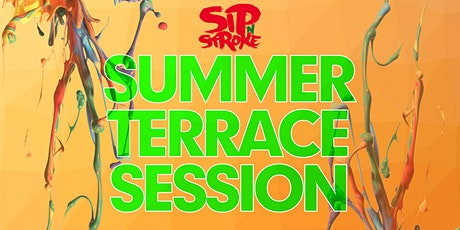 Sip N Stroke |Summer Terrace Session | Sip and Paint Party tickets