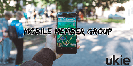 Mobile Member Group Launch tickets