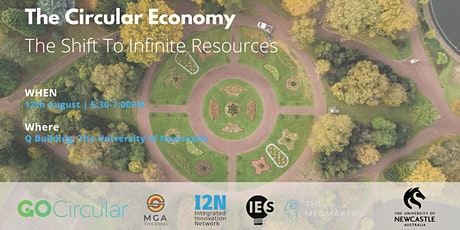 The Circular Economy - The Shift To Infinite Resources tickets