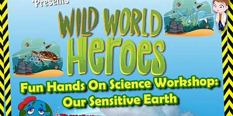 Pollards Hill Library - Fizz Pop Science Workshop tickets