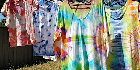 Tie dye workshop for Kids tickets