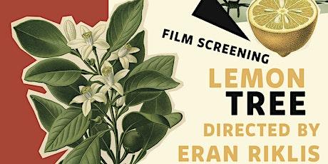 LEMON TREE film screening tickets