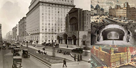 'Lost Lower Park Avenue: History of New York's Famed Thoroughfare' Webinar tickets
