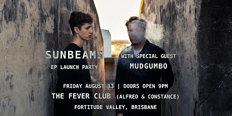 SUNBEAMS EP LAUNCH PARTY tickets