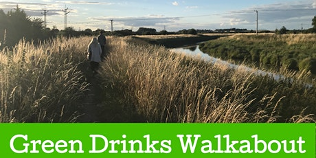 Green Drinks Walkabout tickets