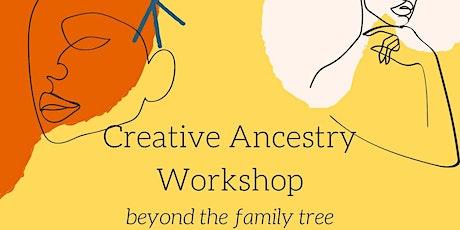 Creative Ancestry Workshop tickets