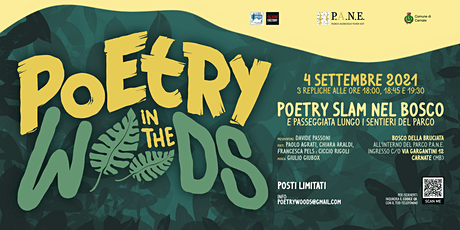 Poetry in the Woods biglietti