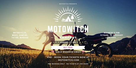 Motowitch Campout tickets