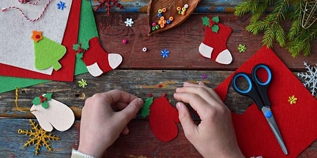 Family Learning - Christmas Crafts tickets