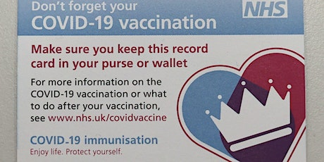 Covid 19 Vaccination Clinic - Friday 6th August tickets