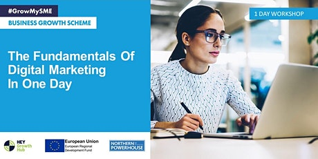 The Fundamentals Of Digital Marketing In Just One Day! tickets