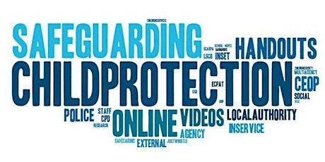 Online Safeguarding 1 Workshop tickets
