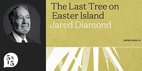 5x15 presents: Penguin Green Ideas with Jared Diamond tickets