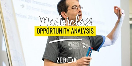 [MASTERCLASS] Opportunity, the life circle - Part 1 w/ Bruno MARTINAUD billets