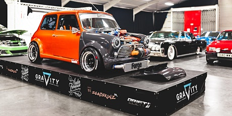Gravity Car Show 2021 tickets