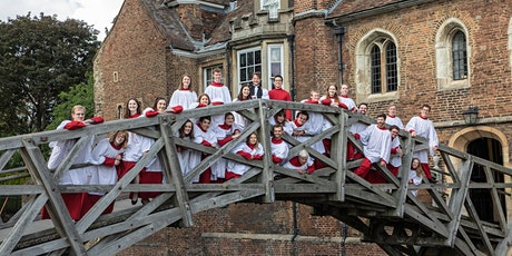 Lunchtime Recital with Queens' College Chapel Choir tickets