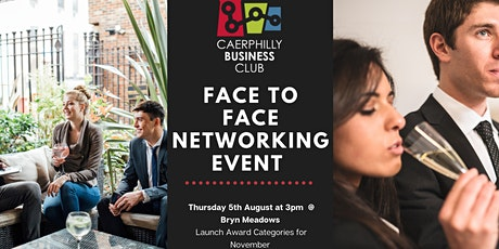 Business Networking tickets