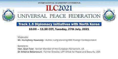 Track 1.5 Diplomacy Initiatives with North Korea biglietti