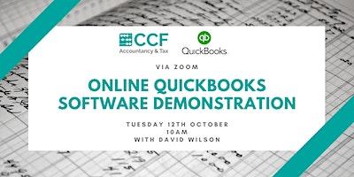 Quickbooks Software Demonstration