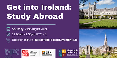 Get Into Ireland: Study Abroad tickets