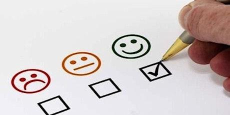 Exploring Outcomes - Monitoring & Evaluation Feedback tickets
