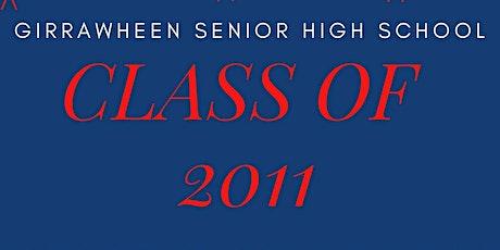 10 Year Reunion - Girrawheen Senior High School-  Class of 2011 tickets