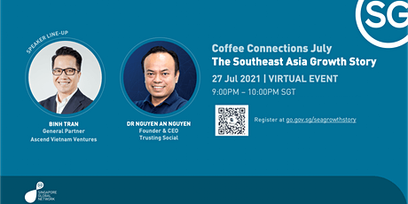Coffee Connections | The Southeast Asia Growth Story tickets