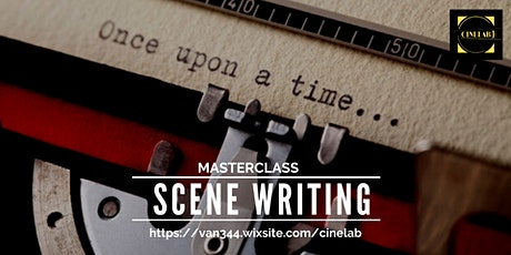 Screenwriting Masterclass: Scene writing tickets
