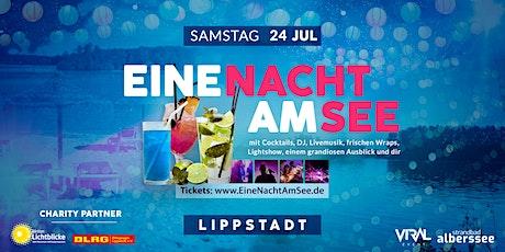 EINE NACHT AM SEE • Alberssee Lounge Lippstadt   Samstag Tickets