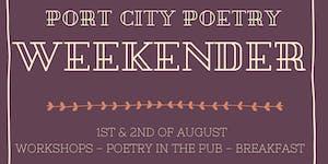 Poetry in the Pub - Winter Poetry Weekend
