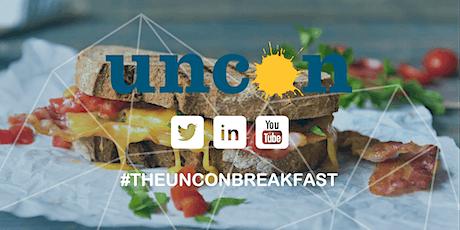 TheUnConBreakfast (October 2021) -  BIM & Digital Twins tickets