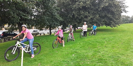 Peel Park Park Cycling skills- 6yrs to 12yrs old tickets