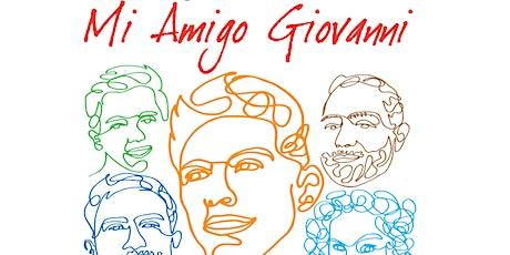 Mi amigo Giovanni billets